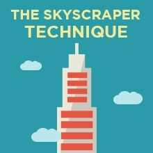 Skyscraper technique